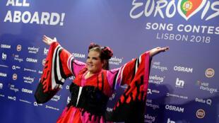 Харизматичная певица из Израиля Нетта Барзилай выиграла «Евровидение-2018»