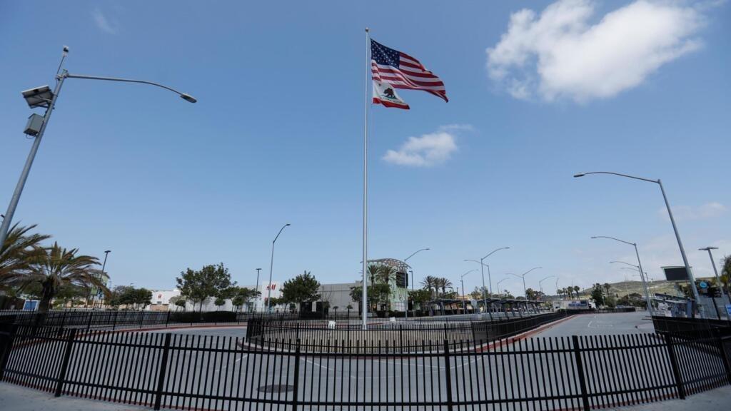 Covid-19 au Mexique: pour une plus grande surveillance à la frontière américaine