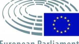 图为欧洲议会标识