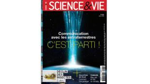 Couverture de Science et Vie de juillet 2019.