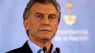 El gobierno de Mauricio Macri lleva a cabo un estricto plan de ajuste para cumplir los compromisos con el FMI.