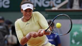 Гарбинье Мугуруса (Garbiñe Muguruza) 4 июня 2016  года, Париж French Open