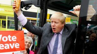 Waziri wa Mambo ya Nje wa Uingereza Boris Johnson asifia utawala mpya wa rais wa Gambia Adama Barrow.