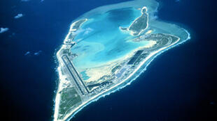 One of the Marshall Islands