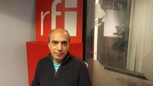 سعید پیوندی، جامعه شناس و استاد دانشگاه در فرانسه