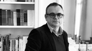 Vincent Hein, psychanalyste et écrivain.