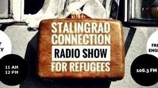 The Paris-based radio for and by refugees