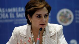 La excanciller de México, Patricia Espinosa.