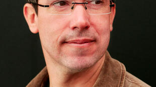 Escritor brasileiro Bernardo Carvalho.