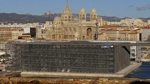 Marseille, also the biggest port in the Mediterranean
