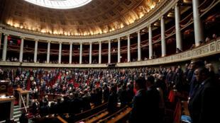 Parlamento francês.