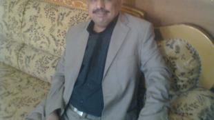 Nasser Blahi of Wasit, Iraq