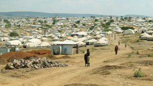 The Mahama camp in south-east Rwanda, for refugees from Burundi