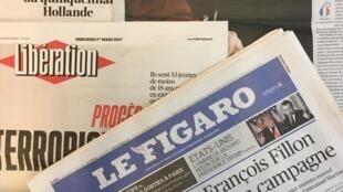 Capas dos jornais 01/03/17