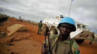 Abyei zone, May 2011