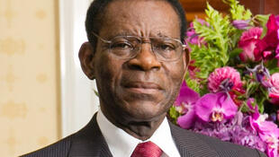 Teodoro Obiang Nguema, president of Equatorial Guinea