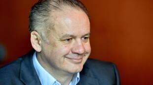 Новый президент Словакии - беспартийный миллионер и филантроп Андрей Киска
