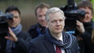 WikiLeaks founder Julkian Assange
