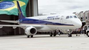 Embraer é o terceiro maior construtor de aeronaves no mundo.