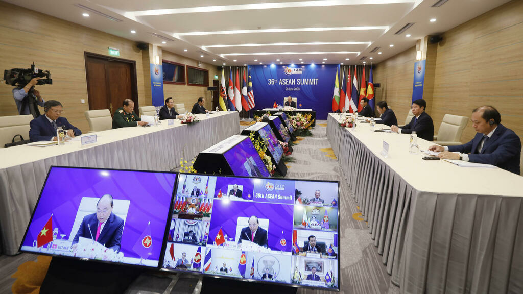 Biển Đông:ASEAN ra thông cáo khẳng định UNCLOS là cơ sở giải quyết bất đồng