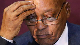 Gazeti la Mail and Guardian lamfananisha rais wa Afrika Kusini Jacob Zuma na Trump