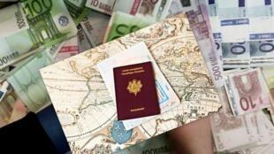 Alta do desemprego na França leva franceses a saírem do país em busca de trabalho.