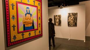 Pinturas del artista mexicano Ivan Torres