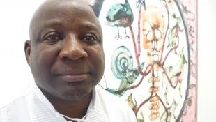 L'artiste camerounais Barthélémy Toguo.