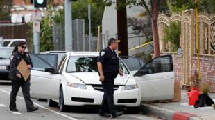 Polícia investiga carro de suspeito