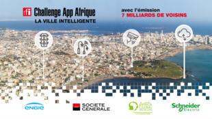 RFI Challenge App Afrique 2019.