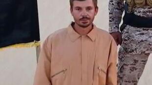 O croata Tomislav Salopek, de 31 anos, refém supostamente executado pelo Estado Islâmico.