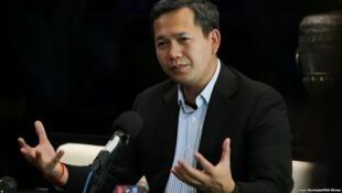 Trung tướng Hun Manet, con trai cả của thủ tướng Cam Bốt Hun Sen.