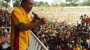 សន្ទុះផុសផុលនៃគណបក្សប្រឆាំងម៉ាឡេស៊ី ក្រោមការដឹកនាំរបស់អន់វ៉ារ អ៊ីប្រាហ៊ីម(Anwar Ibrahim) នាពេលបោះឆ្នោតខែឧសភាឆ្នាំ២០១៣