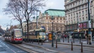 Le Ringstrasse à Vienne, la capitale autrichienne (image d'illustration).