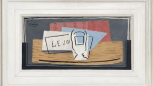 Le gagnant de la loterie caritative en ligne remportera l'oeuvre de Picasso «Nature morte» d'une valeur de 1 million d'euros.