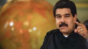 El presidente venezolano, Nicolás Maduro.