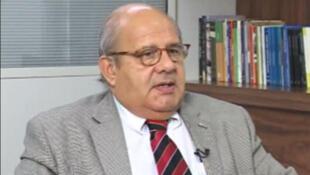 O cientista político João Paulo Peixoto, professor da UnB.