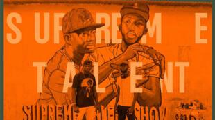 La pochette de l'album Suprême Talent Show du groupe éponyme.
