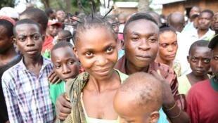 Từ 1/6 dân số thế giới, tới năm 2050, người Châu Phi sẽ tương đương với 1/3 dân số toàn cầu - MONUSCO /Abel Kavanagh