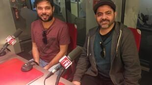 João Fernando e Gabriel Azevedo do grupo Casuarina