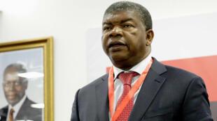 João Lourenço, presidente angolano.