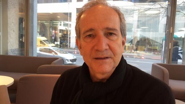 O presidente da Abit, Fernando Pimentel, estava de passagem por Paris para o salão Première Vision