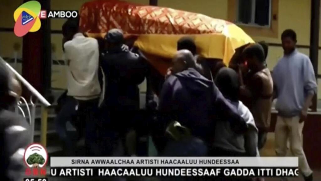 Ethiopie: les tensions persistent après les obsèques du chanteur Hachalu Hundessa