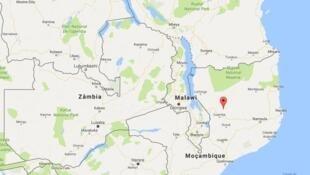 Distrito de Metarica, Moçambique