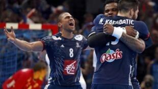 França revalida título mundial de andebol.