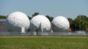 Ancienne base de renseignement de la NSA à Bad Aibling, Allemagne, le 6 juin 2014.
