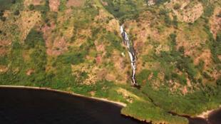 Parc national des Virunga, Nord-Kivu, RD Congo, le 9 janvier 2015.