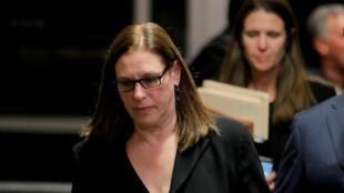 La procureur Joan Illuzzi (ici le 22 janvier 2020) a appelé le jury à croire les témoignages des six femmes qui se sont exprimées lors du procès de Harvey Weinstein.