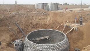 Construction d'un biodôme à Laaounate, au Maroc (Photo d'illustration)