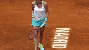 Petra Kvitova venceu Serena Williams pela primeira vez na carreira.